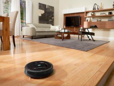 Samsung представит новый роботизированный пылесос POWERbot VR7000 на CES 2017