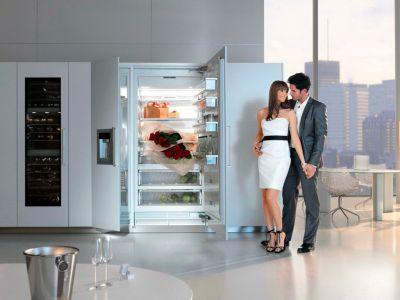 Новая линия холодильников от компании Hitachi