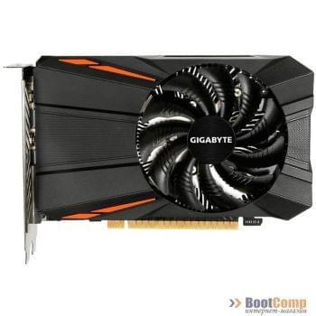Видеокарта Gigabyte GeForce GTX 1050 Ti 4GB (GV-N105TD5-4GD)