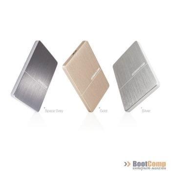 Внешний жёсткий диск 1000GB Freecom mHDD Mobile Drive Metal slim Space Grey