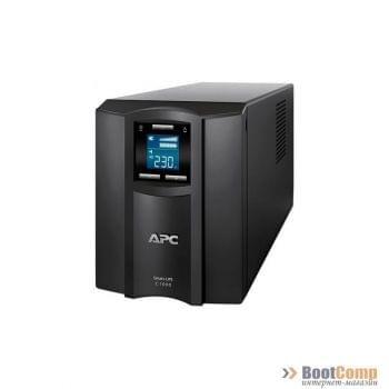 ИБП APC Smart-UPS 1000VA/600W SMC1000I