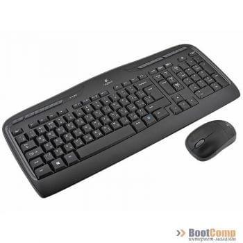 Клавиатура+мышь Logitech MK330