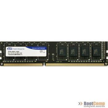 Память DDR3 8GB Team Group Elite series TED38G1600C1101