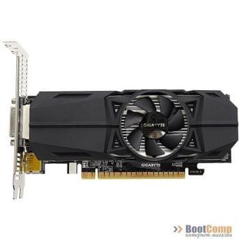 Видеокарта Gigabyte GeForce GTX 1050 Ti OC (GV-N105TOC-4GL)