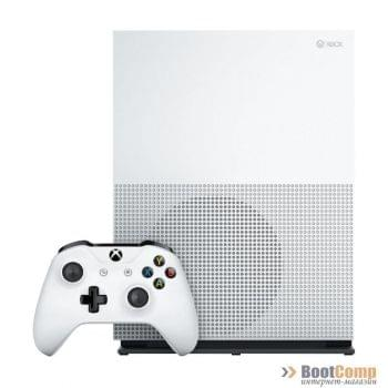 Игровая консоль MICROSOFT Xbox One S 500GB + Fifa 17 + 1M EA Access