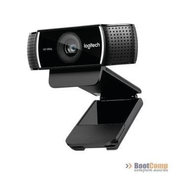Веб-камера Logitech Pro Stream Webcam C922