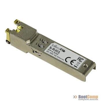 Модуль-SFP Mikrotik S-RJ01