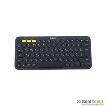 Клавиатура беспроводная Logitech K380 Dark Grey