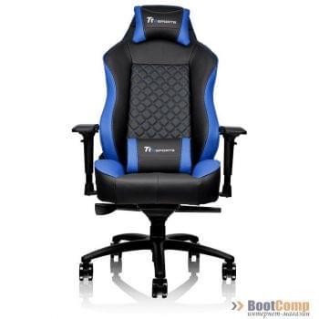 Игровое кресло Thermaltake  GTC 500 Black-Blue