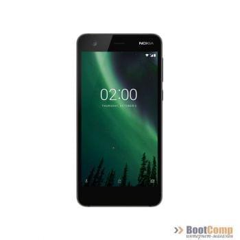 Смартфон NOKIA 2 DS Black