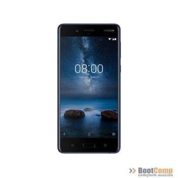 Смартфон NOKIA 8 DS Blue