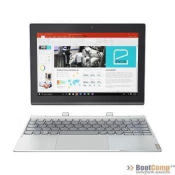 Планшет Lenovo 10' Miix 320 2Gb 32Gb WiFi Серебристый (80XF007TRK)