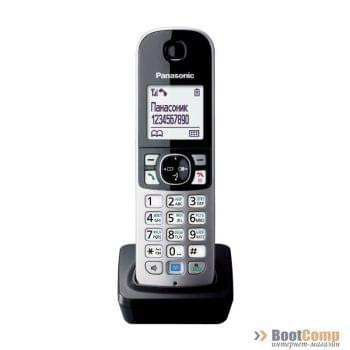 Доп. трубка к радиотелефону Panasonic KX-TGA681RUB