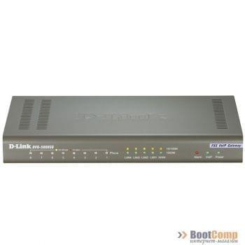 Шлюз VoIP D-link DVG-5008SG