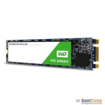 Жесткий диск SSD M.2 120GB WD WDS120G2G0B