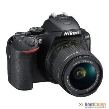 Фотоаппарат NIKON D5600 KIT [VBA500K001]