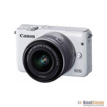 Фотоаппарат Canon EOS M10 White