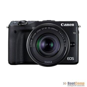 Фотоаппарат Canon EOS M3 premium kit