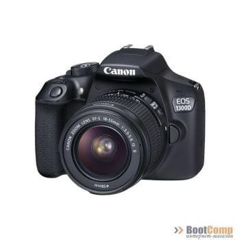 Фотоаппарат Canon EOS 1300D+EFS18-55 IS