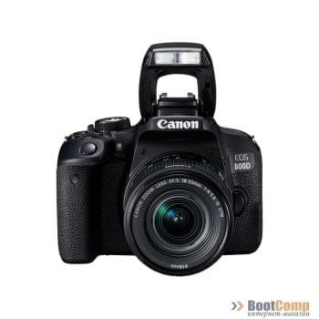 Фотоаппарат Canon EOS 800D 18-55