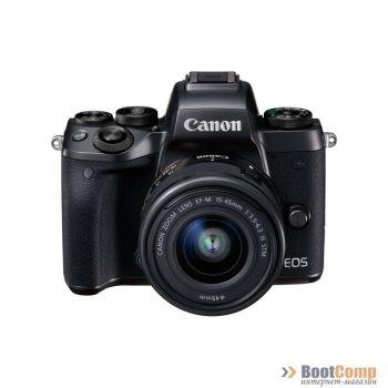 Фотоаппарат Canon EOS M5 M15-45S