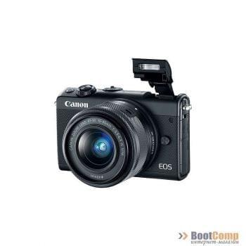 Фотоаппарат Canon EOS M100 BK 15-45 RUK