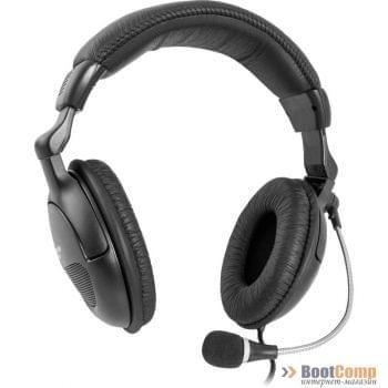 Наушники с микрофоном Defender Orpheus NH-898 чёрный