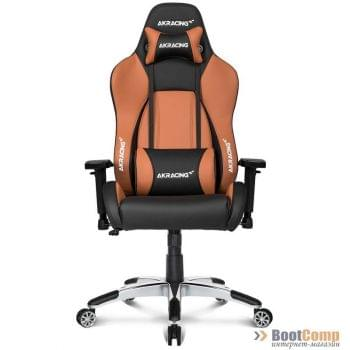 Игровое кресло AKRACING PREMIUM Black Brown V2