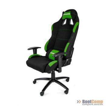 Игровое кресло AKRACING K7012 Black Green