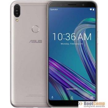 Смартфон ASUS Zenfone5  Max Pro M1 ZB602KL 64 Гб LTE Meteor Silver