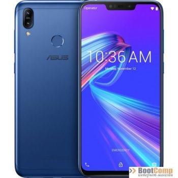 Смартфон ASUS Zenfone5 Max M2 ZB633KL 64 Гб LTE Синий