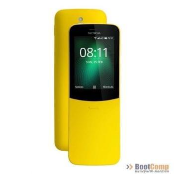 Телефон Nokia 8110 4G Yellow