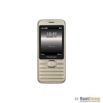 Телефон PRESTIGIO PFP1281 Gold