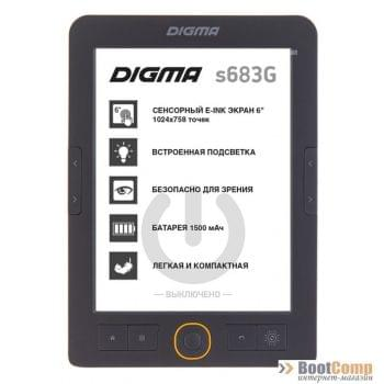 Электронная книга Digma S683G Touch Screen