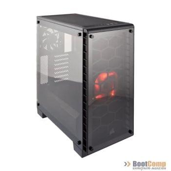 Корпус Corsair Crystal Series 460X Black