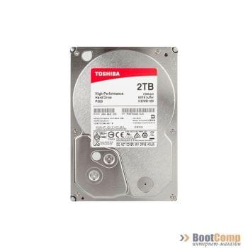 Жесткий диск 2000Gb Toshiba HDWD120UZSVA