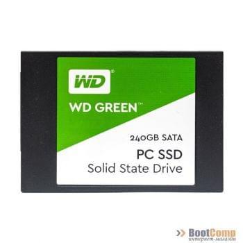 Жесткий диск SSD 240Gb WD Green WDS240G2G0A