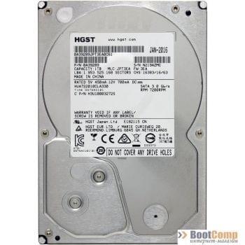Жесткий диск 1000Gb HITACHI (HGST) HUA722010CLA330