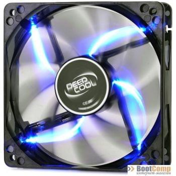 Кулер для корпуса Deepcool WIND BLADE 120 BLUE