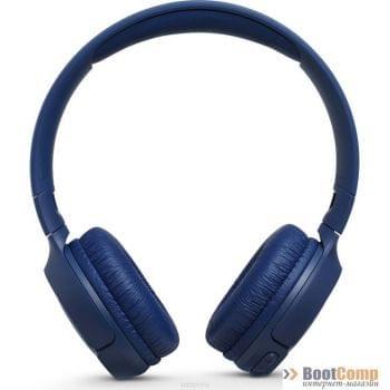 Наушники с микрофоном JBL T500BT Blue