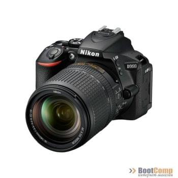 Фотоаппарат NIKON D5600 KIT 18-140mm VR [VBA500K002]