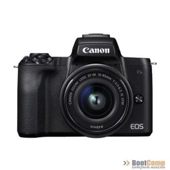 Фотоаппарат Canon EOS M50 EF-M 15-45 IS STM