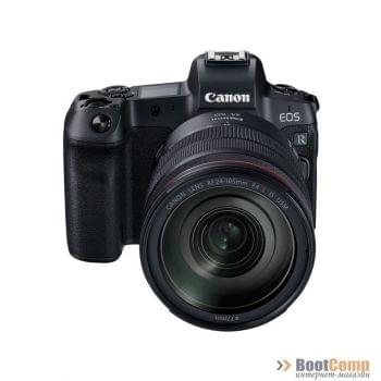 Фотоаппарат Canon EOS R + RF 24-105L + АДАПТЕР EF-RF