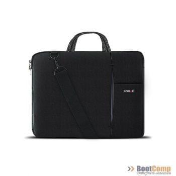 Сумка для ноутбука CROWN CMB-436 Black 15.6