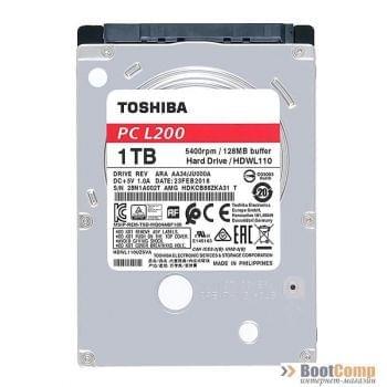 Жесткий диск для ноутбука 1000GB Toshiba HDWL110UZSVA
