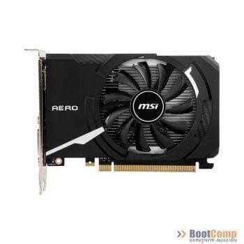 Видеокарта MSI GeForce GT 1030 2GB (GT 1030 AERO ITX 2GD4 OC)