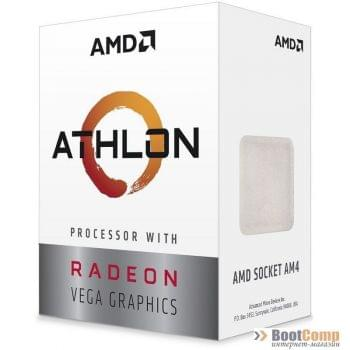 Процессор AMD Athlon 220GE