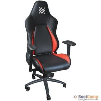 Игровое кресло Defender Commander CT-376 красный