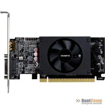 Видеокарта Gigabyte GeForce GT 710 1GB GV-N710D5-1GL
