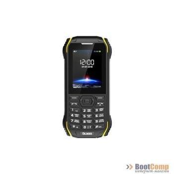 Мобильный телефон Olmio X05 (черный-желтый)